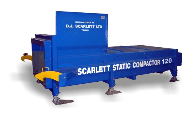 Compactor 120