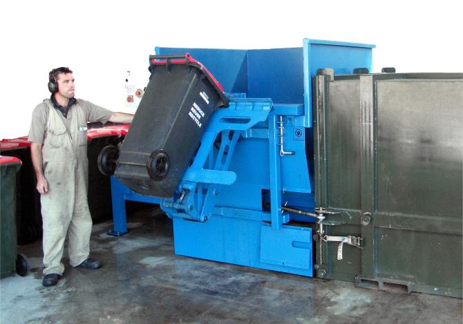 Compactor 50