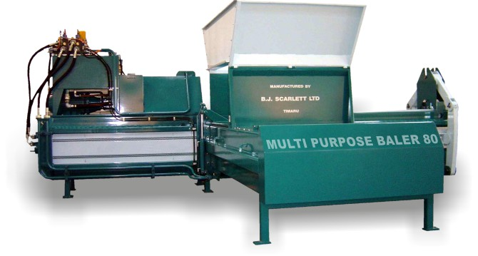 Multi Purpose Baler 80