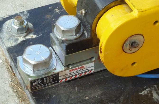 Safe Refuse Tipper SRT