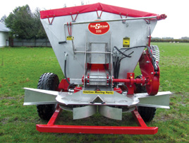 TRANSPREAD 300 Series - Horticultural and Agri - SP335