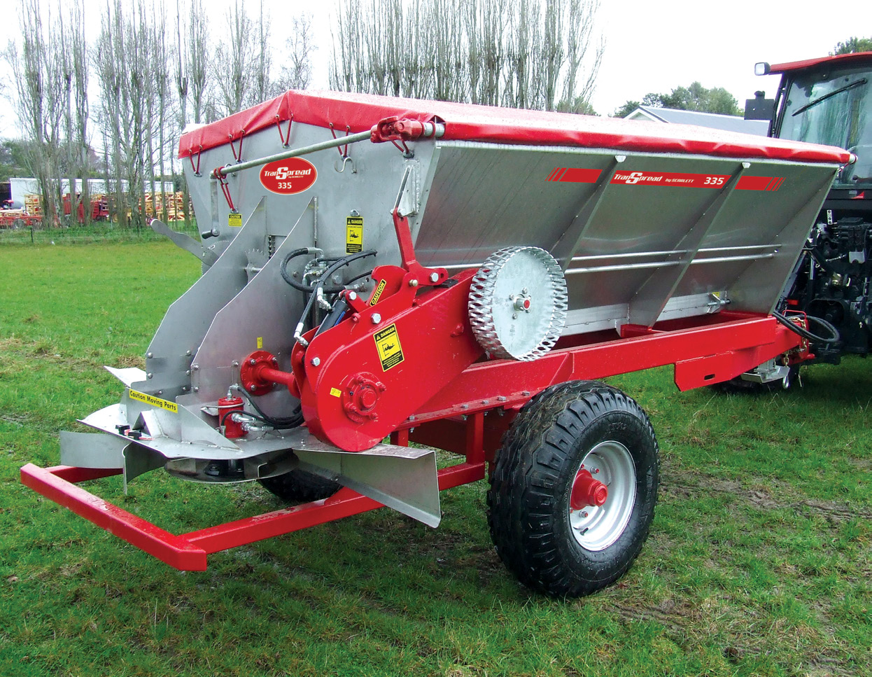 Transpread 300 Series Horticultural and Agri SP335